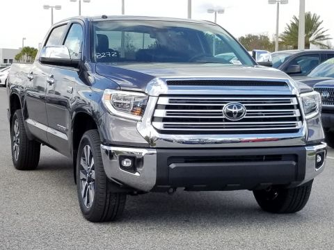 New 2018 Toyota Tundra Limited CrewMax