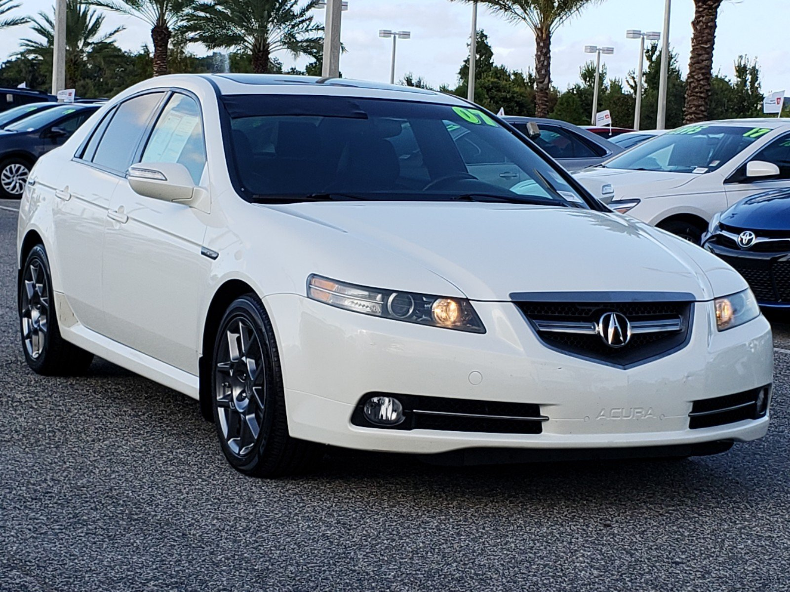 Pre-Owned 2007 Acura TL Type-S