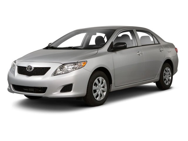 Pre-Owned 2010 Toyota Corolla 4DR SDN AT