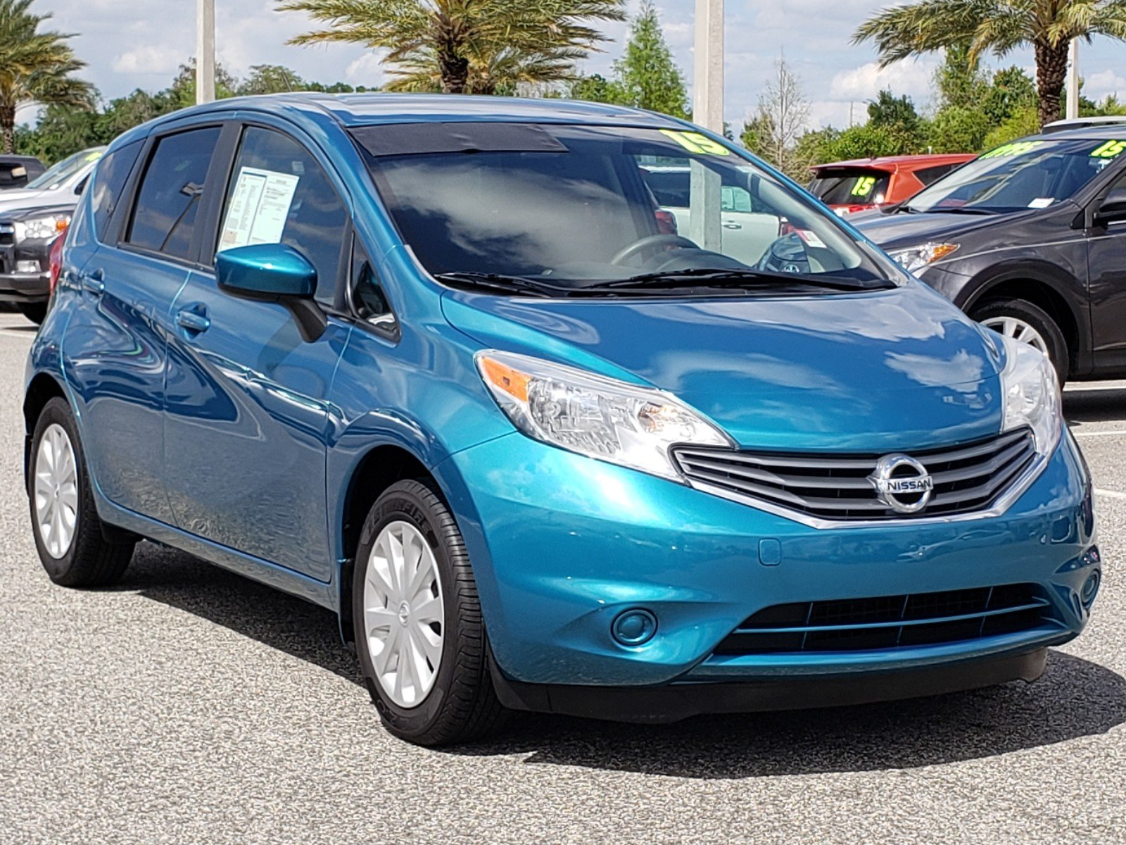 2015 nissan versa note fuel gauge