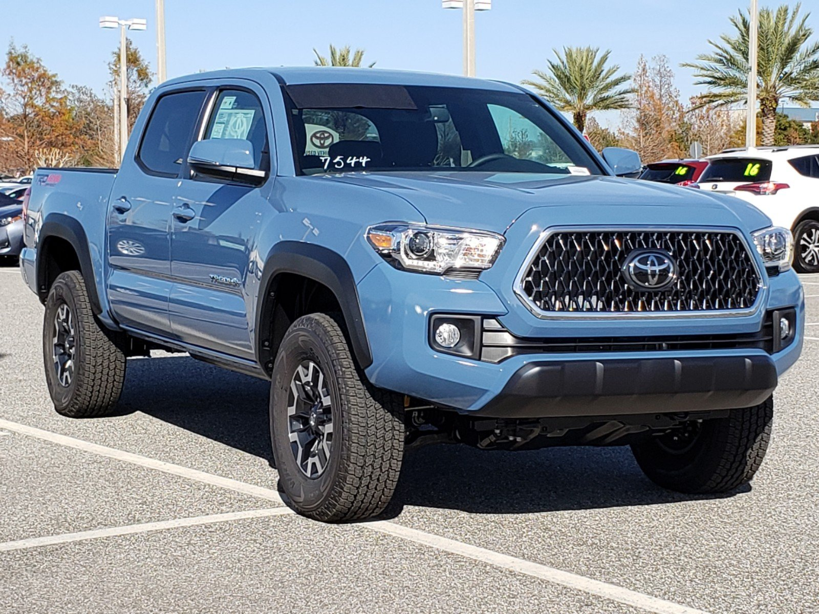 New 2019 Toyota Tacoma Trd Off Road Double Cab In Orlando 9750050