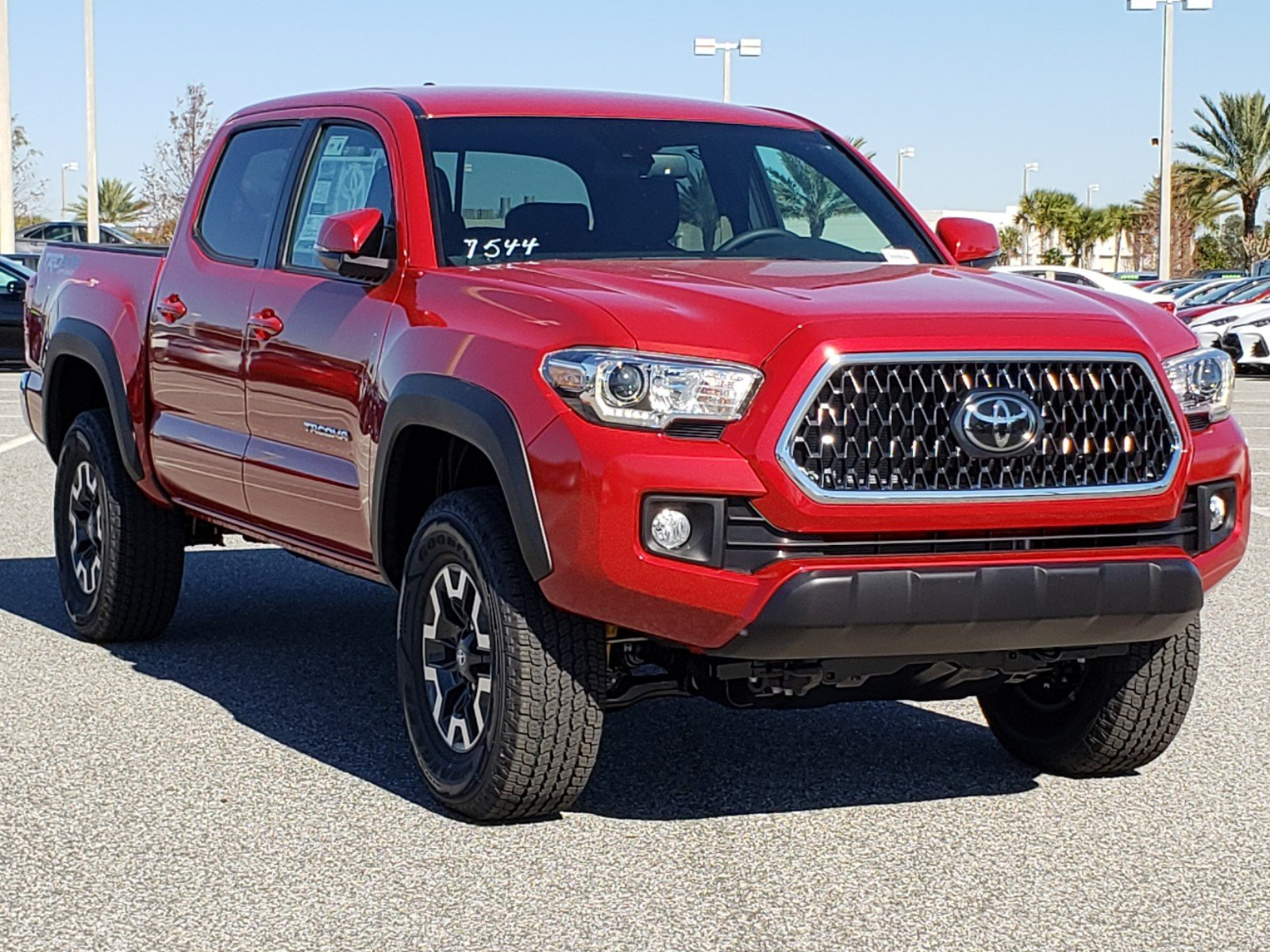 New 2019 Toyota Tacoma Trd Off Road Double Cab In Orlando 9750048