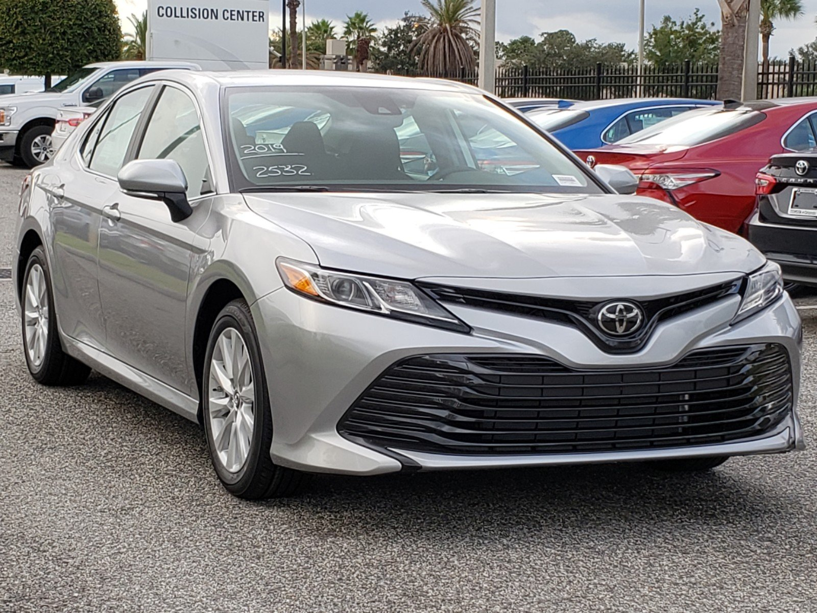 New 2019 Toyota Camry Le 4dr Car In Orlando 9250002 Toyota Of Orlando