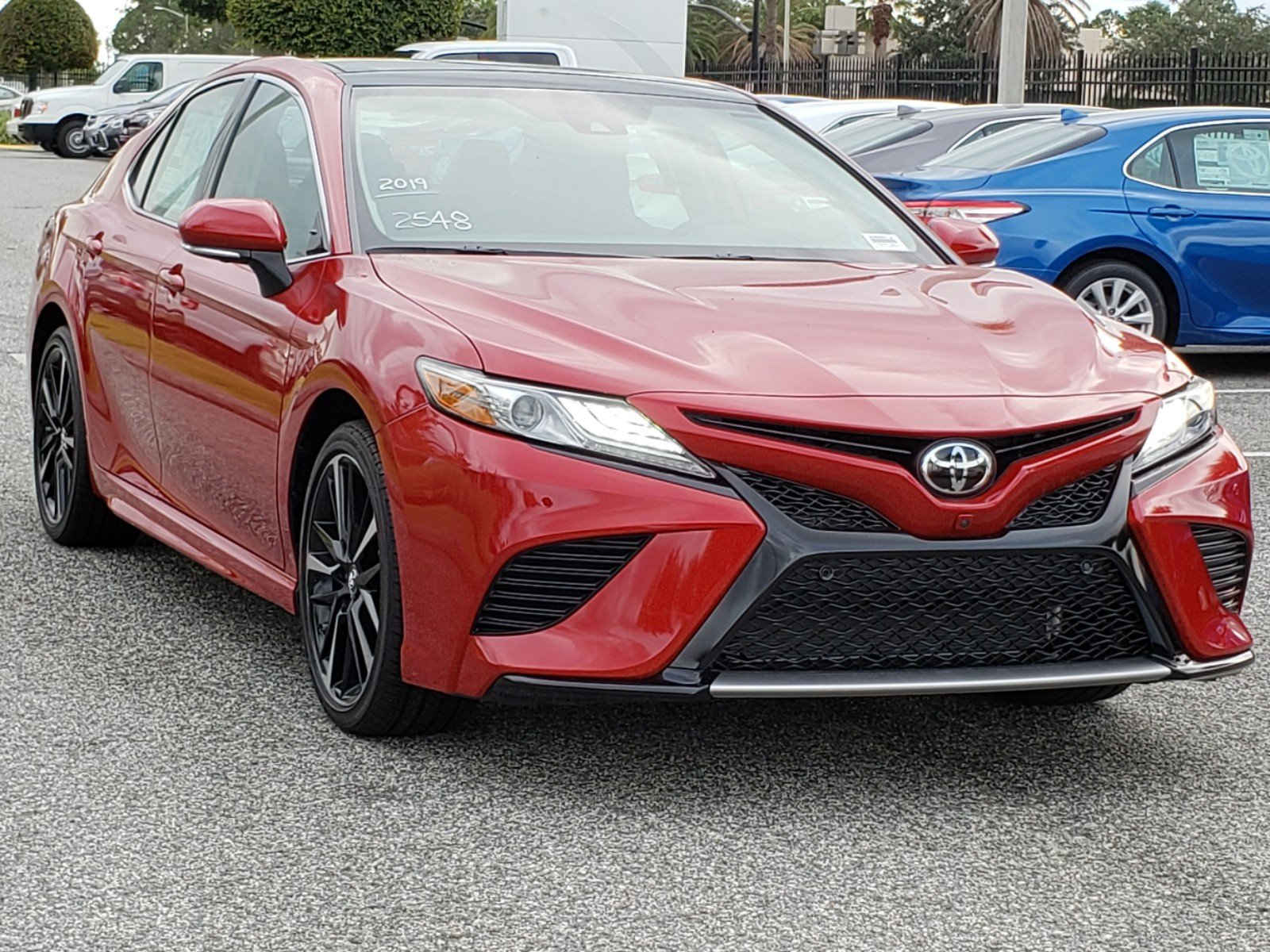 New 2019 Toyota Camry Xse 4dr Car In Orlando 9250013 Toyota Of