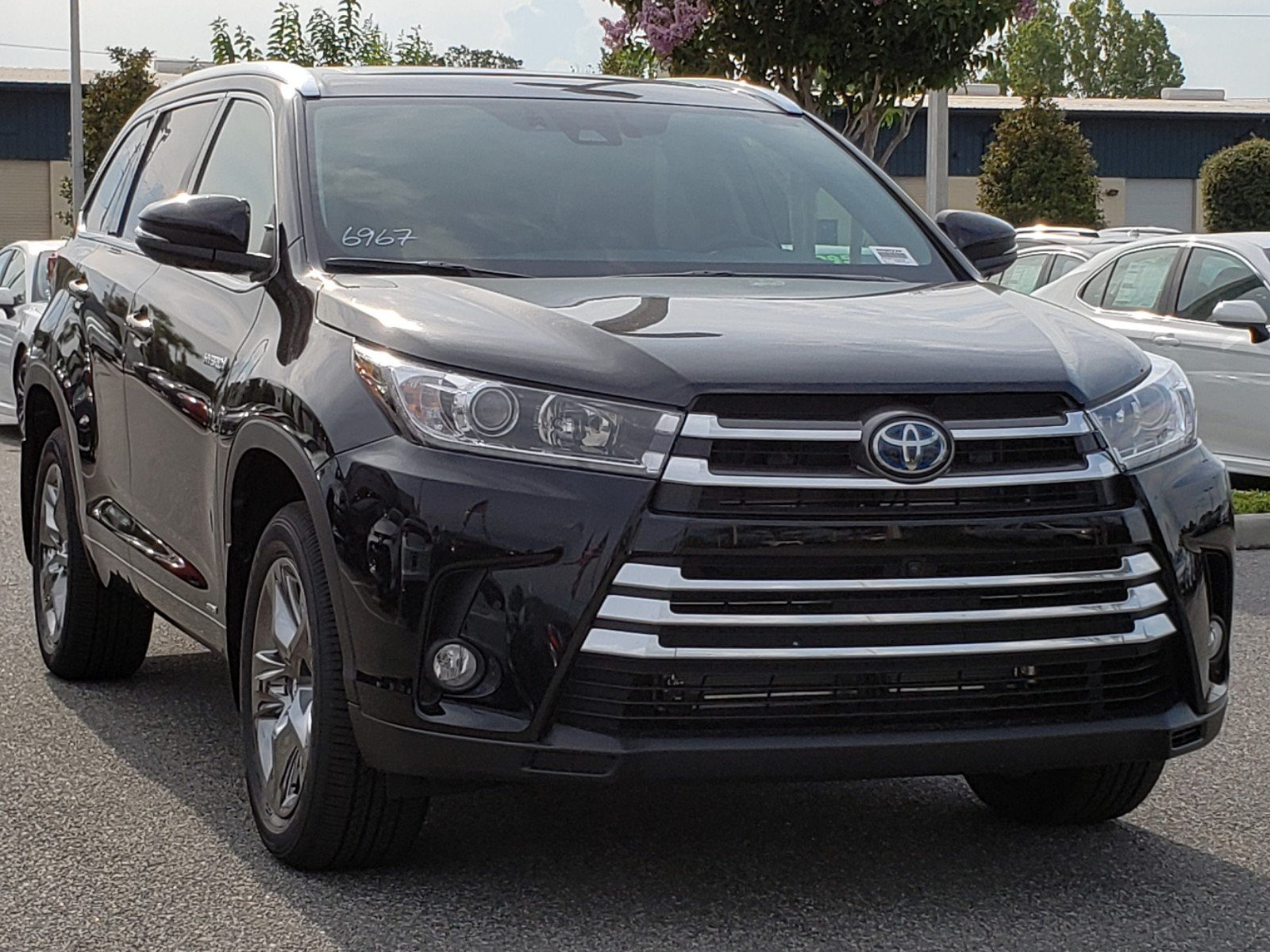 Toyota Highlander Owners Manual: If your vehicle has to bestopped in anemergency