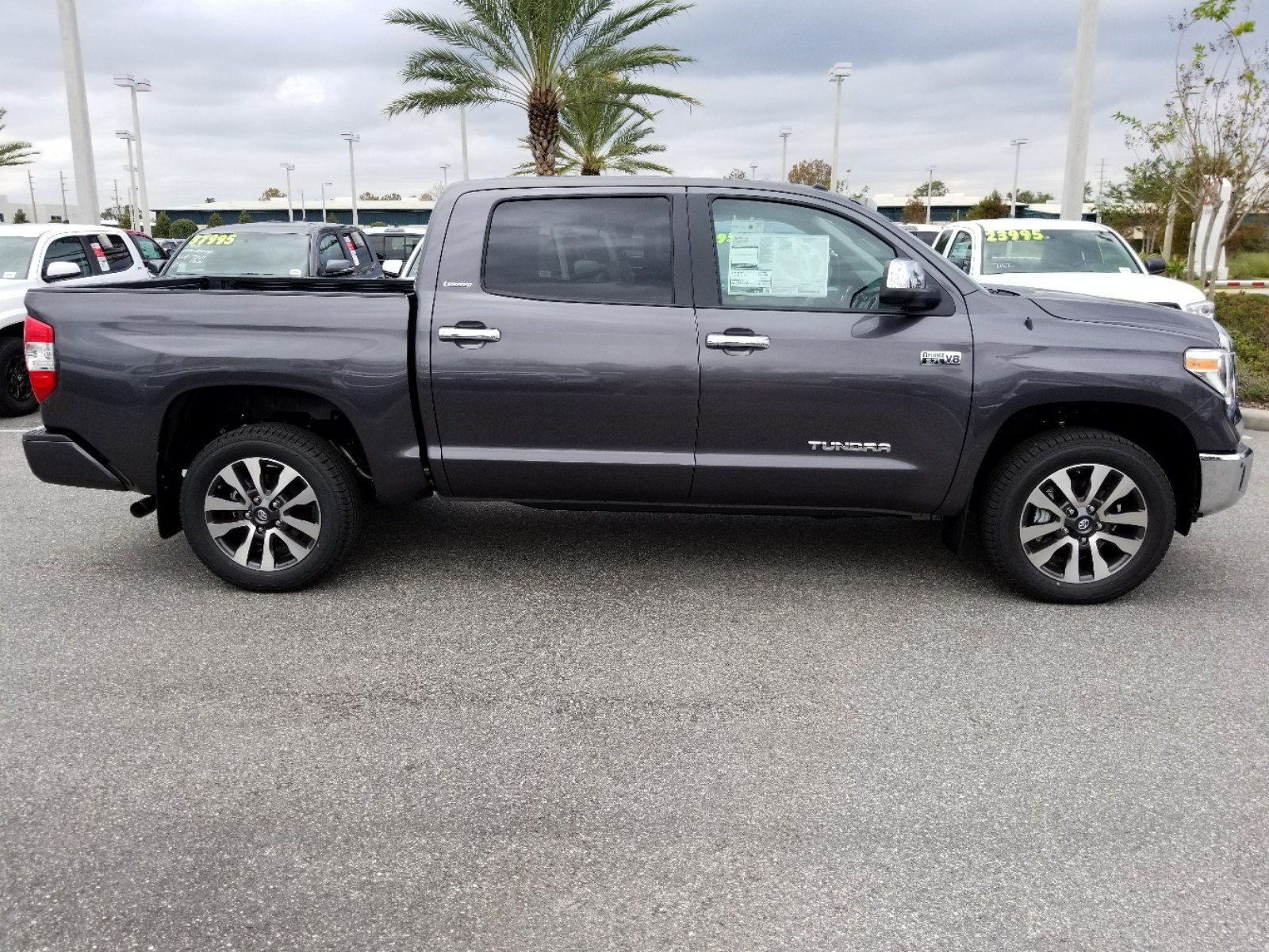 New 2018 Toyota Tundra Limited Crewmax In Orlando 8820014