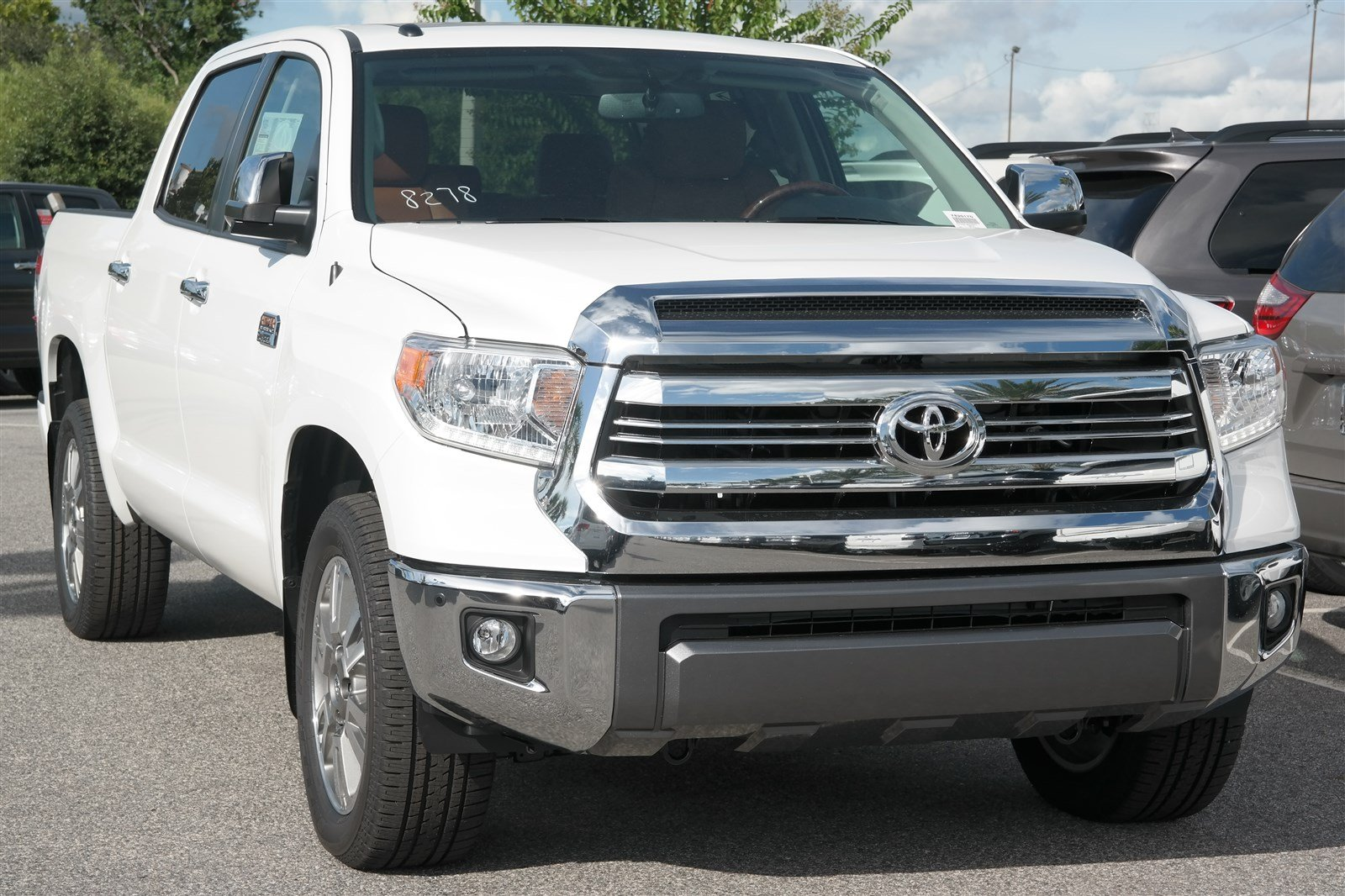 New 2017 Toyota Tundra 1794 Edition Crewmax In Orlando