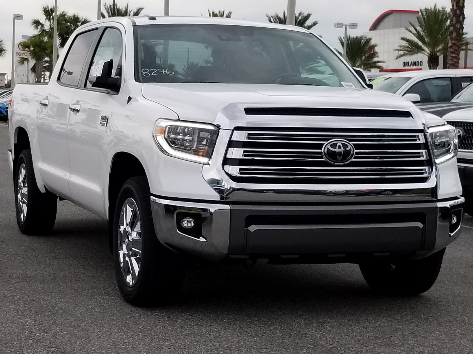 New 2018 Toyota Tundra 1794 Edition CrewMax in Orlando