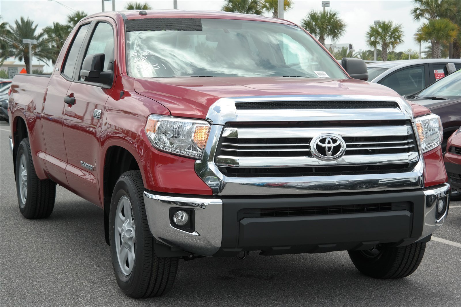 new 2017 toyota tundra sr5 double cab in orlando 7820143 toyota of orlando. Black Bedroom Furniture Sets. Home Design Ideas
