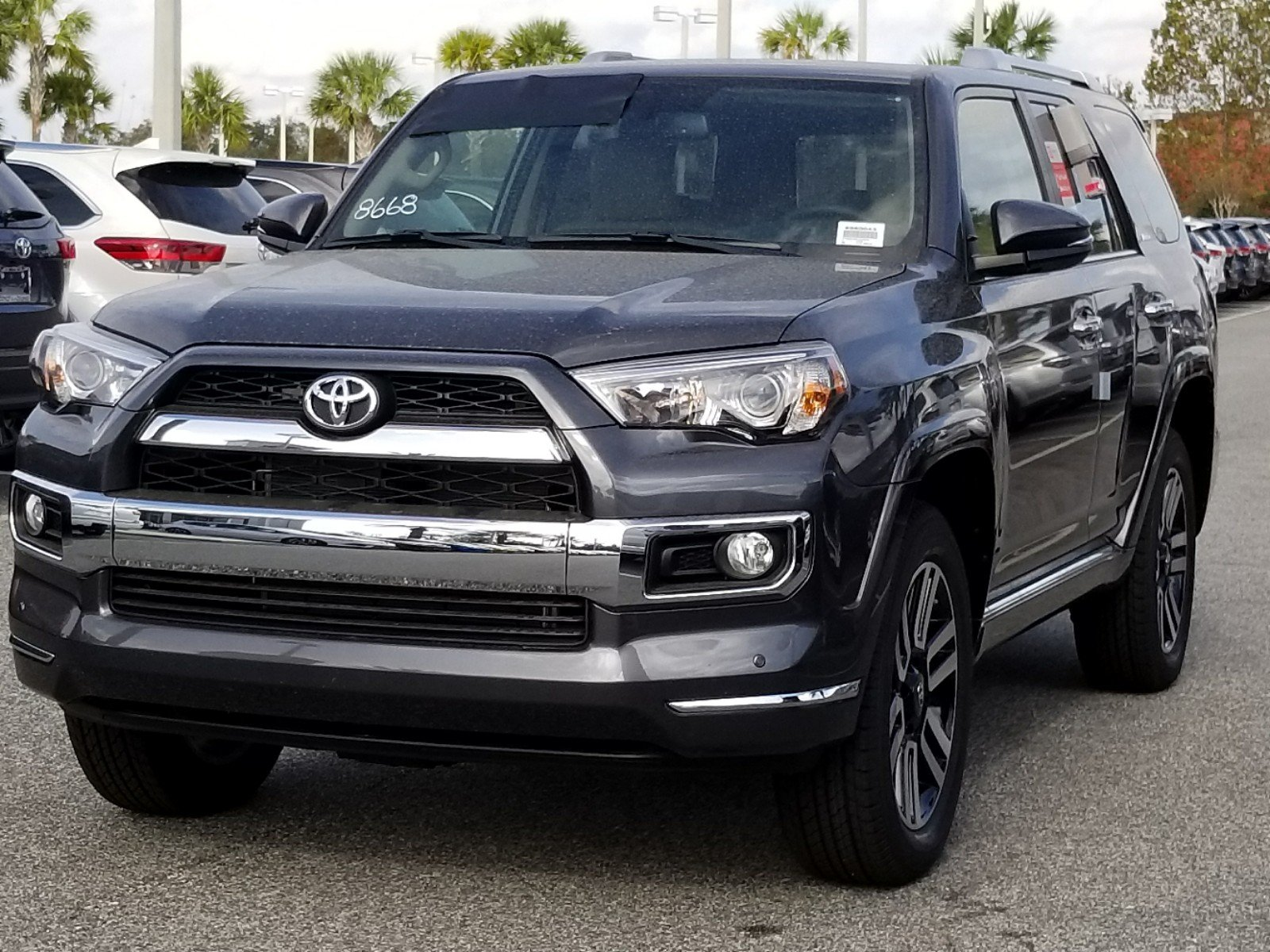 new 2018 toyota 4runner limited sport utility in orlando 8860043 toyota of orlando. Black Bedroom Furniture Sets. Home Design Ideas