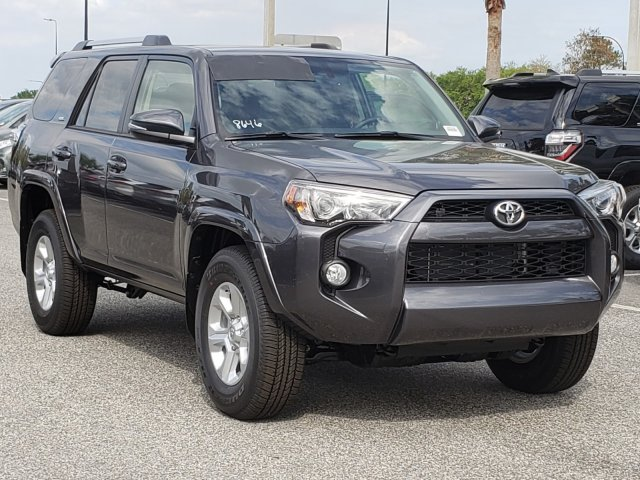 New 2019 Toyota 4Runner SR5 Premium With Navigation
