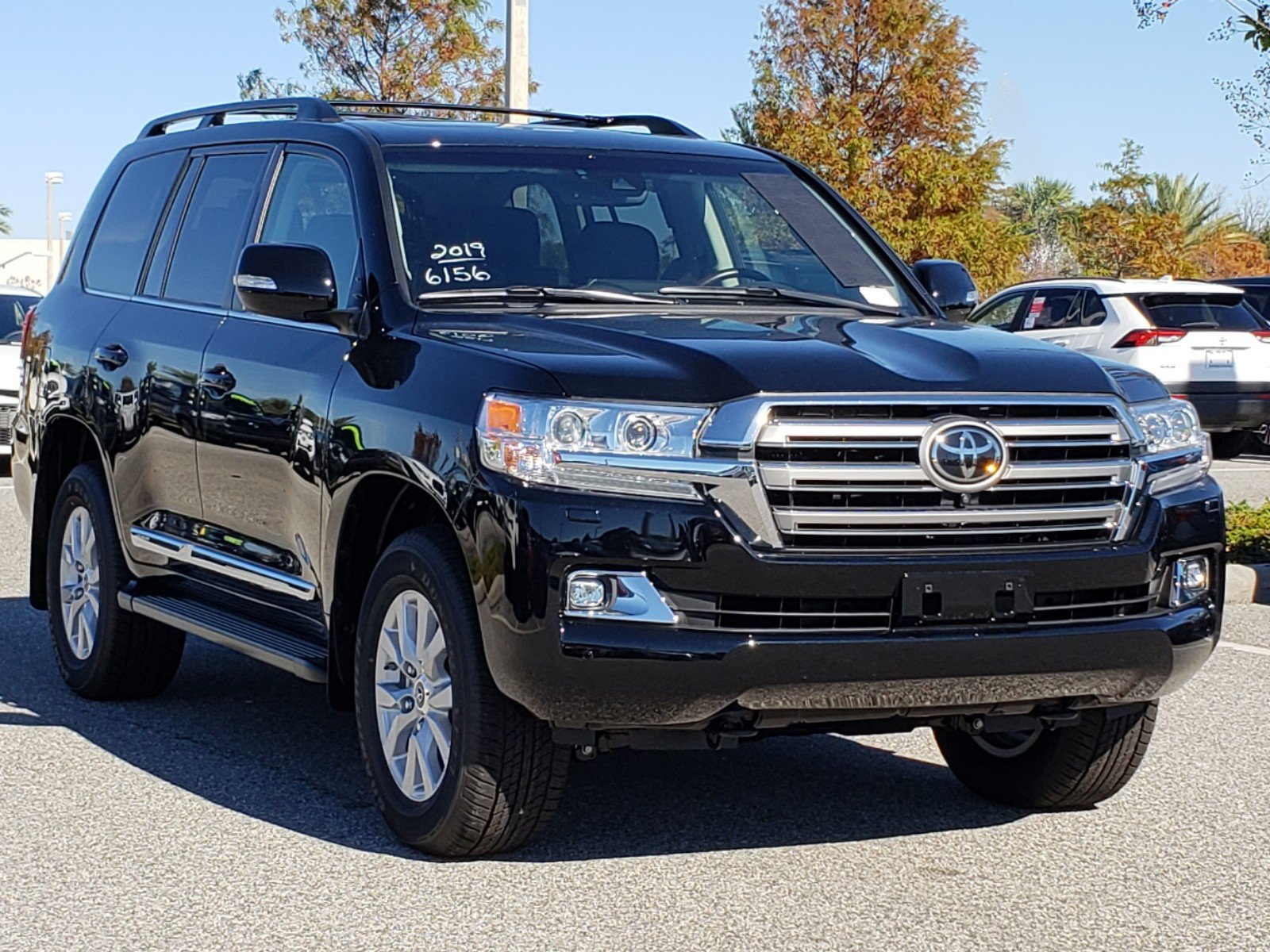 new 2019 toyota land cruiser sport utility in orlando  9610000