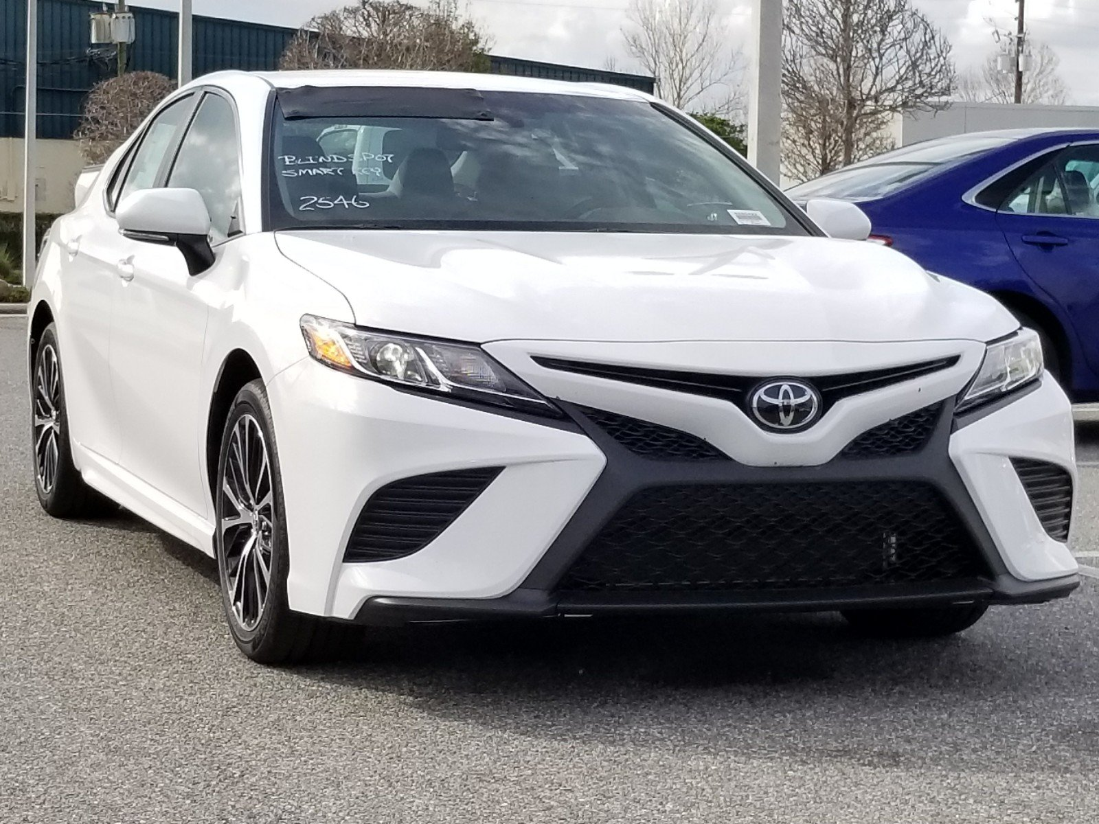 new 2018 toyota camry se 4dr car in orlando 8250008 toyota of orlando. Black Bedroom Furniture Sets. Home Design Ideas