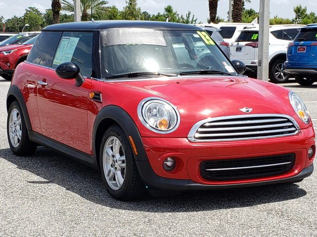 Pre-Owned 2013 MINI Cooper Hardtop 2DR CPE