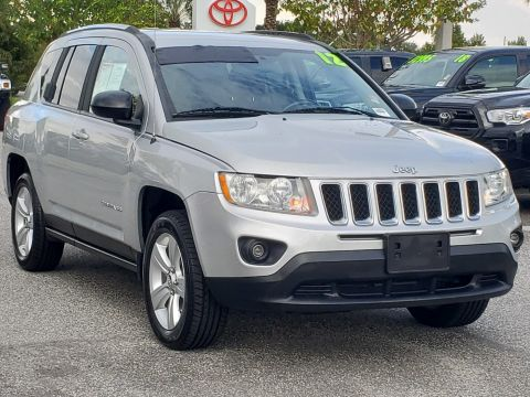Pre-Owned 2012 Jeep Compass Latitude