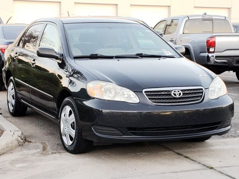Pre-Owned 2008 Toyota Corolla CE