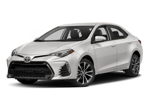 Certified Pre-Owned 2018 Toyota Corolla S