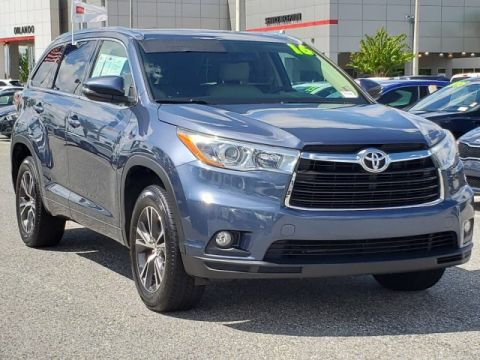 Certified Pre-Owned 2016 Toyota Highlander L