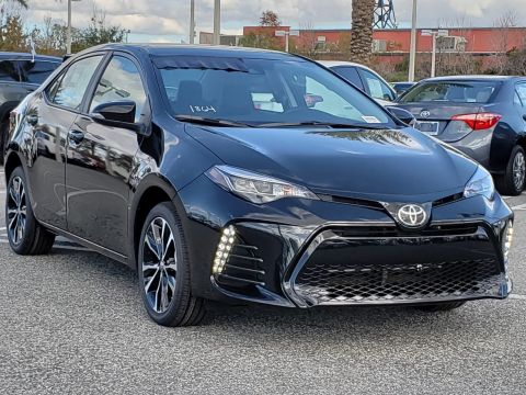 2019 Toyota Corolla Specials Orlando Toyota In Central Florida