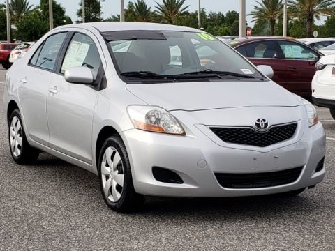 Pre-Owned 2010 Toyota Yaris 4DR SDN AT (SE)